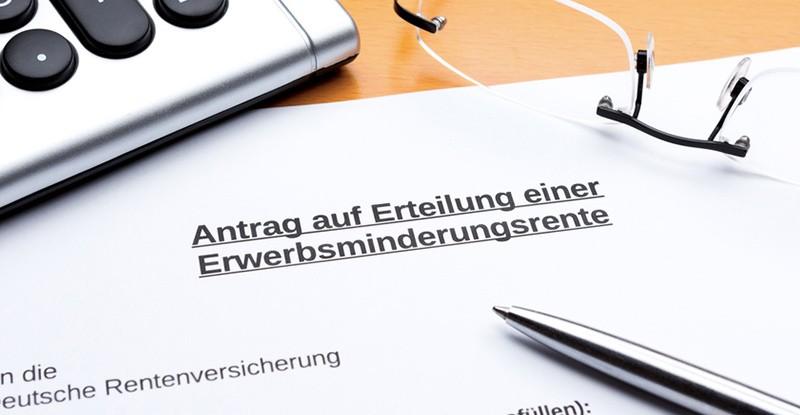Rechtsanwalt für Erwerbsminderungsrente in Hannover
