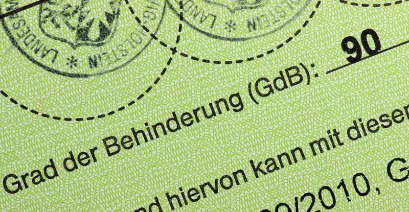 Rechtsanwalt für Schwerbehindertenrecht (GDB) in Hannover