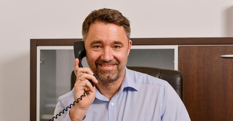 Rechtsanwalt & Fachanwalt Patrick Inhestern - Ihr Anwalt in Hannover